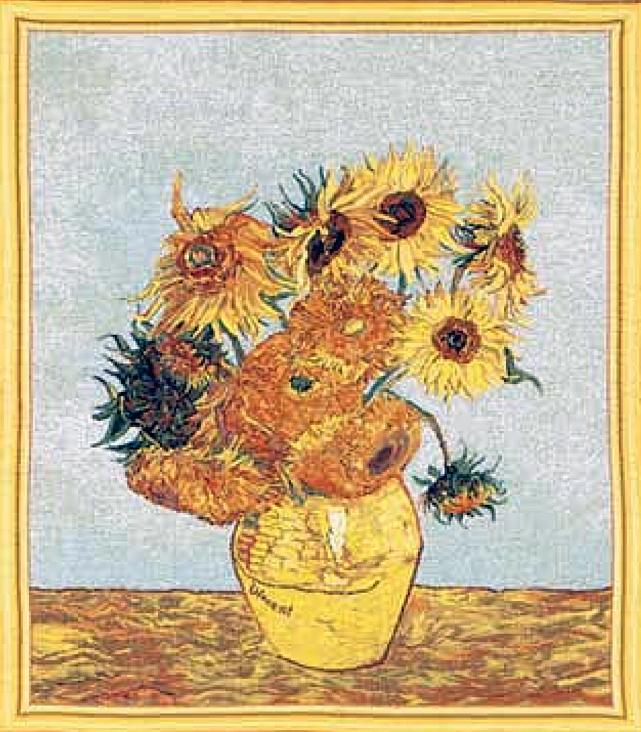 Tournesol De Van Gogh S A R L Soluca