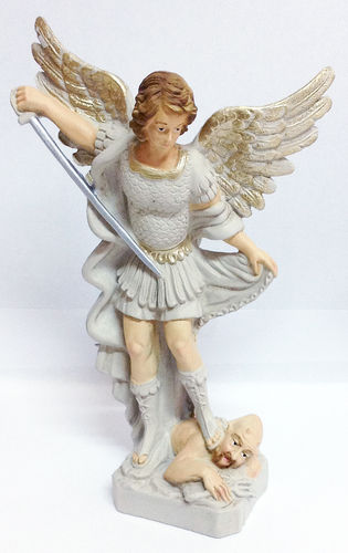 Statuette Archange Saint Michel