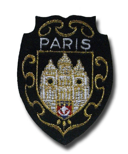 Ecusson Paris