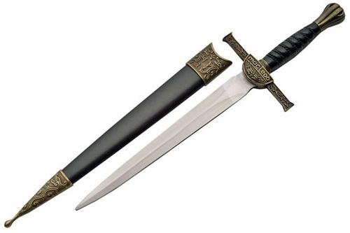 Mac Leod Gold Dagger