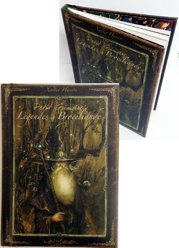 Grimoire Légendes de Brocéliande
