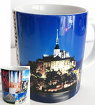 Mug Sublimation Mt St Michel
